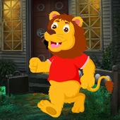 Happy Lion Rescue Best Escape Game-392 1.0.0