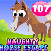 Naughty Horse Escape Game 107 1.0.0
