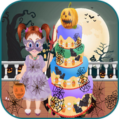 🎃 Halloween cake decorating - cooking 1.0.0
