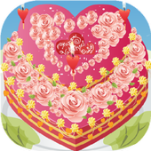 Romantic Flower Cake 1.0.5