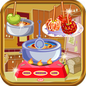 Cake apple cake -Cooking Game