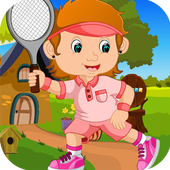 Kavi Games - 416 Tennis Girl Rescue Game 1.0.0