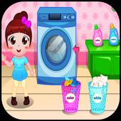laundry washing games girl 1.0.0