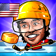 🏒Puppet Ice Hockey: Pond Head 🏆 1.0.29