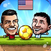 ⚽Puppet Soccer 2014 - Big Head Football 🏆 3.1.6