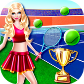 Champion Tennis Girl Games 1.0.0
