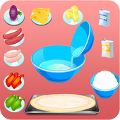 Cooking Games Pizza games girls 1.0.0