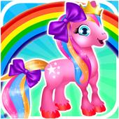 Rainbow Cute Pony Caring 1.0.0