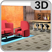 3D Room Escape-Puzzle Livingroom 3 1.0.11