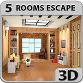 Room Escape-Puzzle Livingroom 5 1.0.8