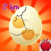 Egg Hatching Poke Gen 1 : 2 Km 1.0.0