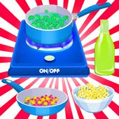 Make Pasta - Cooking gamesDeckDownWasabiArcade
