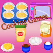 games cooking cupcakes girls games 2.0.0