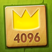 4096 puzzle game (Unreleased)