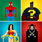 Guess the Pixel: Comics Heroes 1.0.2