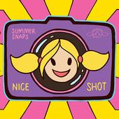 Summer Snaps Photo Sticker App 2.0