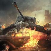 Fighting Tank War KillingMagic XuanAction