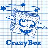 CrazyBox-Flying Adventure Game 1.0.18