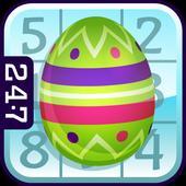 Easter Sudoku 1.25