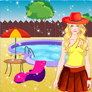 Doll Dress up - Pool Party 1.1