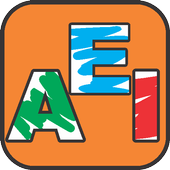 PAINT AND COLORING THE VOWELS 1.3