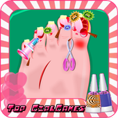 Nail Doctor & Pedicure Game 1.0.1