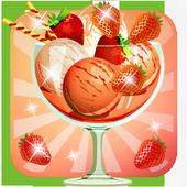 ايس كريم فراولة - لعبة طبخKarolin andriodArcade