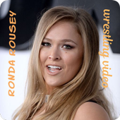 Ronda Rousey Wrestler : WWE Ronda Rousey Videos 2.2.0