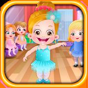 Baby Hazel Ballerina Dance 16