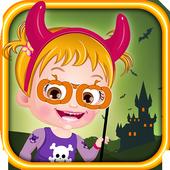 Baby Hazel Halloween Castle 12