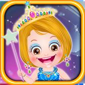 Baby Hazel Princess Makeover 16