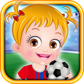 Baby Hazel Sports Day 13
