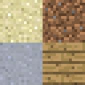Sand Dirt Clay Wood 1.2.0