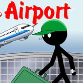Stickman Kill in the Airport 1.0.0