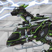 Ninja Velociraptor-Combine!Dino Robot:DinosaurGame 1.2.2