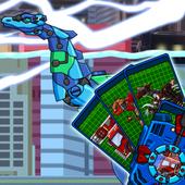 Deep Plesio - Transform! Dino Robot 1.0.0