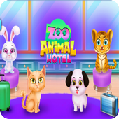 Zoo Animal Hotel - dress up games for girls/kids 1.0