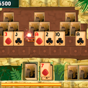 PYRAMID SOLITAIRE card game 1.0.9