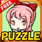 Puzzle HanaGirls free samegame 1.3.0