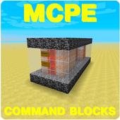 Command Blocks Mod For MCPE 1.26