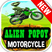 ALIEN POPOY Motorcycle Adventure   Dame tu Cusita