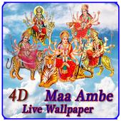 4D Maa Ambee Live Wallpaper 1.0