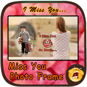 Miss You Photo Frames 1.0