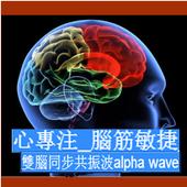 雙腦同步共振波 Alpha Wave 1.0