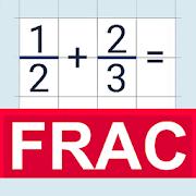 Fraction calculator Free 1.4