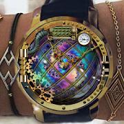 Steam Punk Clock Skin 1.1