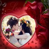 Couple Photo Frame - Romantic Couple Photo Editor