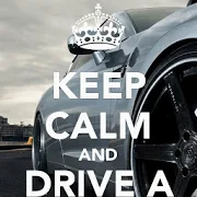 Keep Calm and love Cars Online