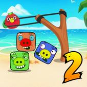 Crazy Chicken - jungle pigs 1.0