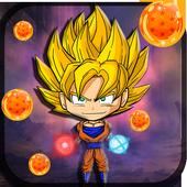 Super Goku Adventures Saiyan 1.3